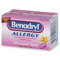 Benadryl Best Allergy Relief