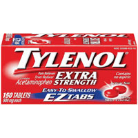 Tylenol Best Pain Fever Relief